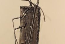 HI5, acier soudé, 67cm