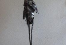 VH, acier soudé, 88 cm